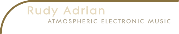 Rudy Adrian 	  ATMOSPHERIC ELECTRONIC MUSIC
